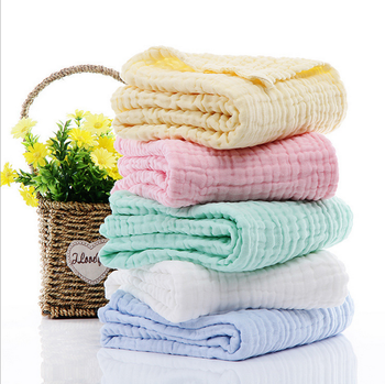 6 Layers Muslin Bamboo Cotton Baby Receiving Blanket Infant Kids Baby bath Swaddle Wrap Blanket Sleeping Warm Quilt Bed Cover fox muslin quilt four layer bamboo baby muslin blanket muslin tree swaddle better than aden anais baby blanket infant wrap