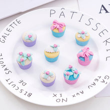 4 unids/set postre elegante pastel juego de borradores de dibujo a lápiz estudiantes papelería lindo Kawaii novedad para el regalo de los niños