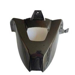 واقي من الطين للحاجز الخلفي من ألياف الكربون لـ bmw s1000rr s1000r ABS مصنوع من البلاستيك الأصلي S1000RR S1000R 2009-2014 15 16 17 18