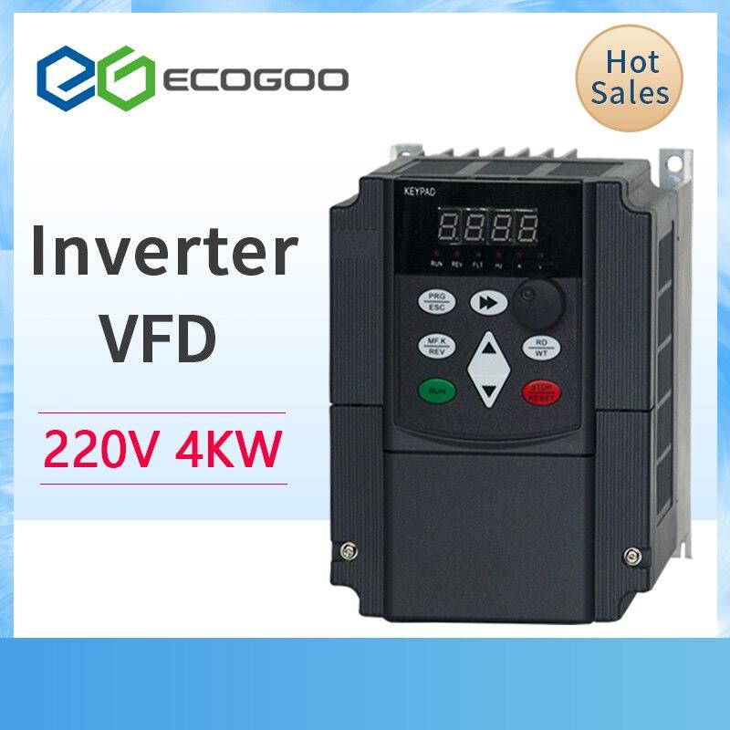 Бесплатная доставка! Преобразователь частоты 220 В 1,5 кВт, инвертор 2,2 кВт, Частотный преобразователь, Частотный привод, контроль скорости дви...