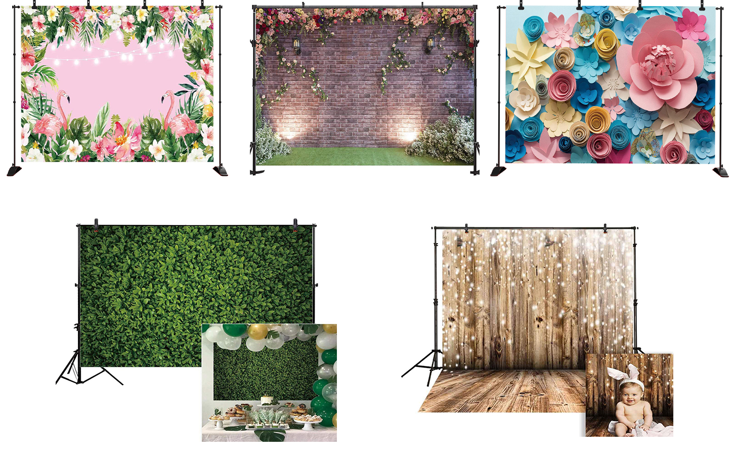piso de madeira retrato cenário fotográfico fundos photocall photobooth