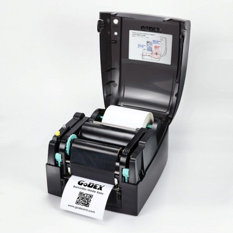Original tout nouveau GODEX EZ120 203dpi EZ130 300DPI bureau USB étiquette imprimante code-barres imprimantes pour la logistique de l'entrepôt de détail