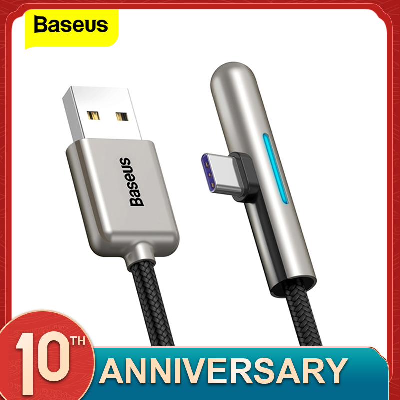 Baseus 40W Lighting USB Type C Cable For Huawei Mate 30 20 P30 P20 P10 Pro Lite 4A Dash Charger USB C Type C USB Cable Wire Cord|Mobile Phone Cables| |  - AliExpress