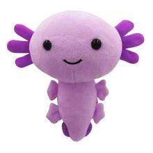 Cartoon 20cm Kawaii Axolotl pluszowe zabawki zwierząt Axolotl pluszaki figurka lalka zwierząt delikatny róż Axolotl wypchane lalki na prezenty dla dzieci tanie tanio CN (pochodzenie) Tv movie postaci MATERNITY W wieku 0-6m 7-12m 13-24m 25-36m 4-6y 7-12y 12 + y 18 + Genius Lalka pluszowa nano