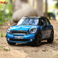 Maisto 1:24 BMW MINI Alloy Racing Convertible alloy car model simulation decoration collection gift toy