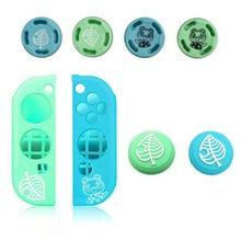 Nieuwe Leuke Kat Paw Claw Thumb Stick Grip Cap Joystick Cover Voor Nintend Schakelaar Lite Ns Vreugde Con Controller gamepad Thumbstick Case