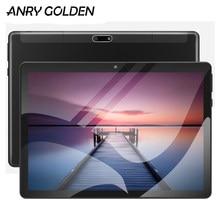 ANRY Tablet Pc 10.1 inç Android 8.1 tabletler dört çekirdekli Google pazarı 2 + 32GB GPS Bluetooth 10 inç 4G LTE telefon görüşmesi çift SIM