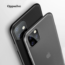 Oppselve Luxury Case For iPhone 11 Pro Max X Xr Xs Xs Max Ultra Thin PP Cover For iPhone 8 7 6 6s Plus Coque Capinhas Telefontok new for iphone 11 pro max case xs max xr for iphone x 6 7 8 plus 6s luxury vintage pu leather back ultra thin case cover coque