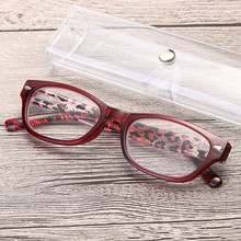 PC reading Glasses Womens Retro Full Frame Reading