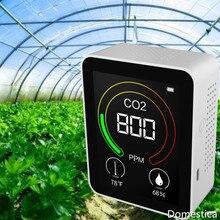 Detector Temperature-Humidity-Sensor-Tester Co2-Meter TVOC Formaldehyde Carbon-Dioxide