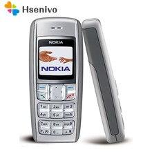 Nokia 1600 remodelado-original nokia 1600 telefone celular banda dupla gsm desbloqueado telefone gsm 900 / 1800 remodelado