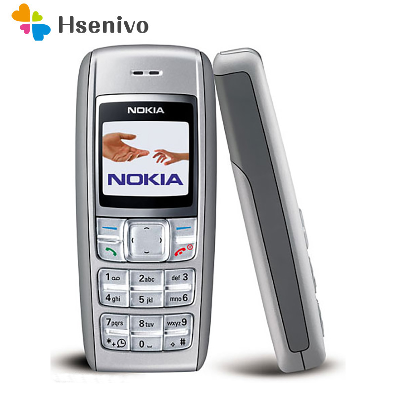 1600 Original Nokia 1600 Cell Phone Dual Band GSM Unlocked Phone GSM 900 / 1800 Refurbished