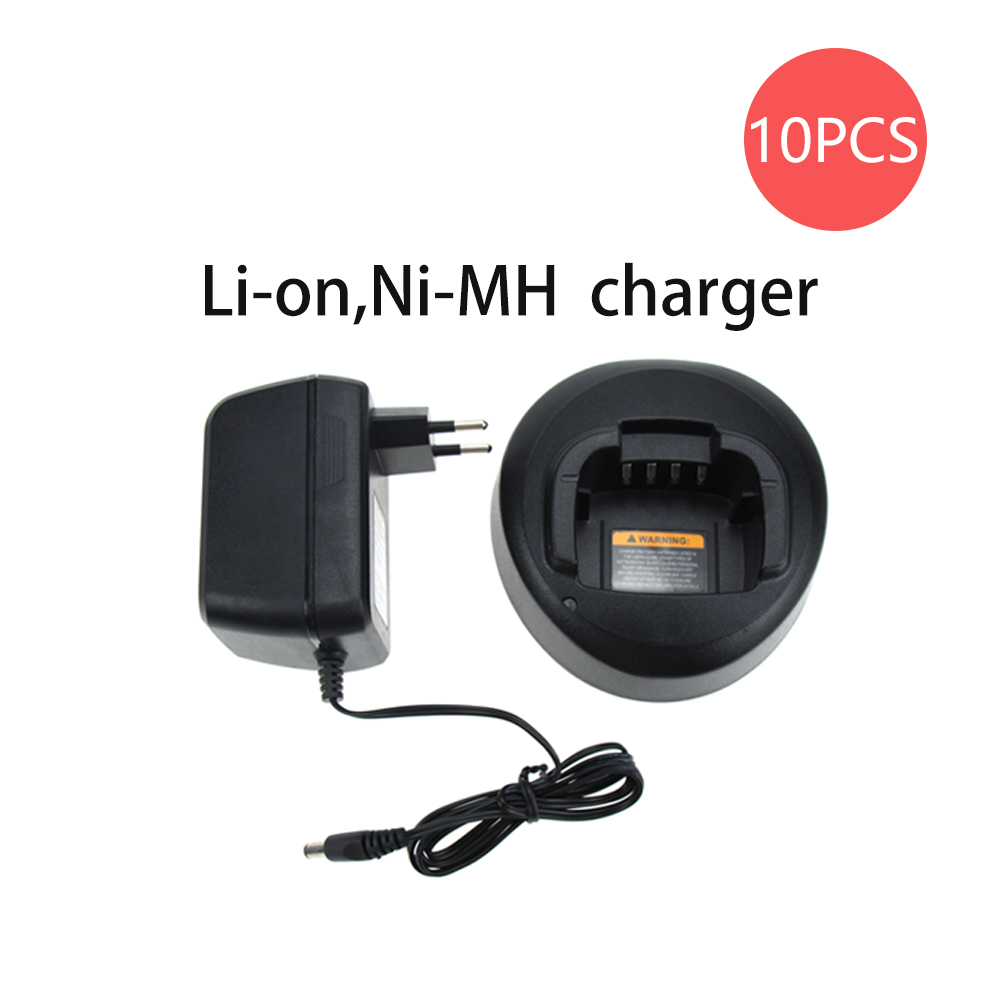 10X Battery Rapid Quick Charger For Motorola Radios CP040 CP140 CP150 CP160 CP180 CP340 CP360 CP380 EP450 GP3138 GP3688 PM400