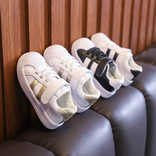 Baby shoes for 1-4 Years Old & Children's Small White Shoes in spring and Autumn & Baby Soft Sole Toddler Shoes