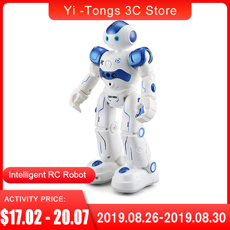LEORY Humanoid Robot Remote-Control Programming Present Birthday-Gift RC For Children