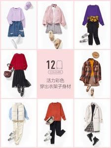 Image 2 - סמיר 2020 קשמיר סרוג סוודר נשים סוודר גולף סתיו חורף בסיסי נשים סוודר קוריאני סגנון Slim חולצות