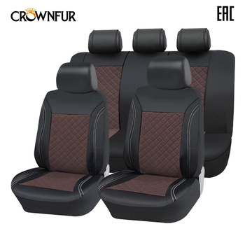 Luxury leather car seat cover universal car model fit for most cars high quality car interior for Toyota KIA Mazda Lada Ford BMW genuine leather car seat cover for lada granta hyundai kia rio vw polo renault chevrolet cruze car seat cushion interior