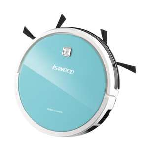 Isweep D530 Robot Vacuum Cleaner APP Control auto Recharging Map Navigation
