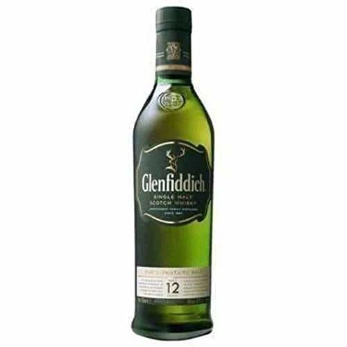 Glenfiddich 12 Jahre Single Malt Whisky 0,7l 40%