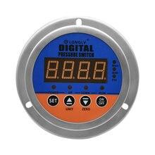 Умный Цифровой дисплей longlv yl 813z датчик отрицательного