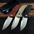 Складной нож ZT 0308 G10 с деревянной ручкой, карманный клинок CPM20cv, походный спасательный набор ножей для кемпинга, охоты, выживания, ручные инст...