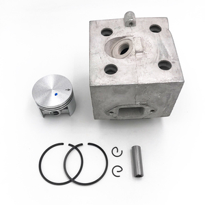 HUNDURE 46 мм поршень комплект для Stihl сдуватель листьев SR340 SR400 SR420 BR320 BR400 BR340 BR380 BR420 4203-020-1201
