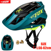 BATFOX 2019 Radfahren Helm TRAIL XC Fahrrad Helm In-mold MTB Fahrrad Helm Casco Ciclismo