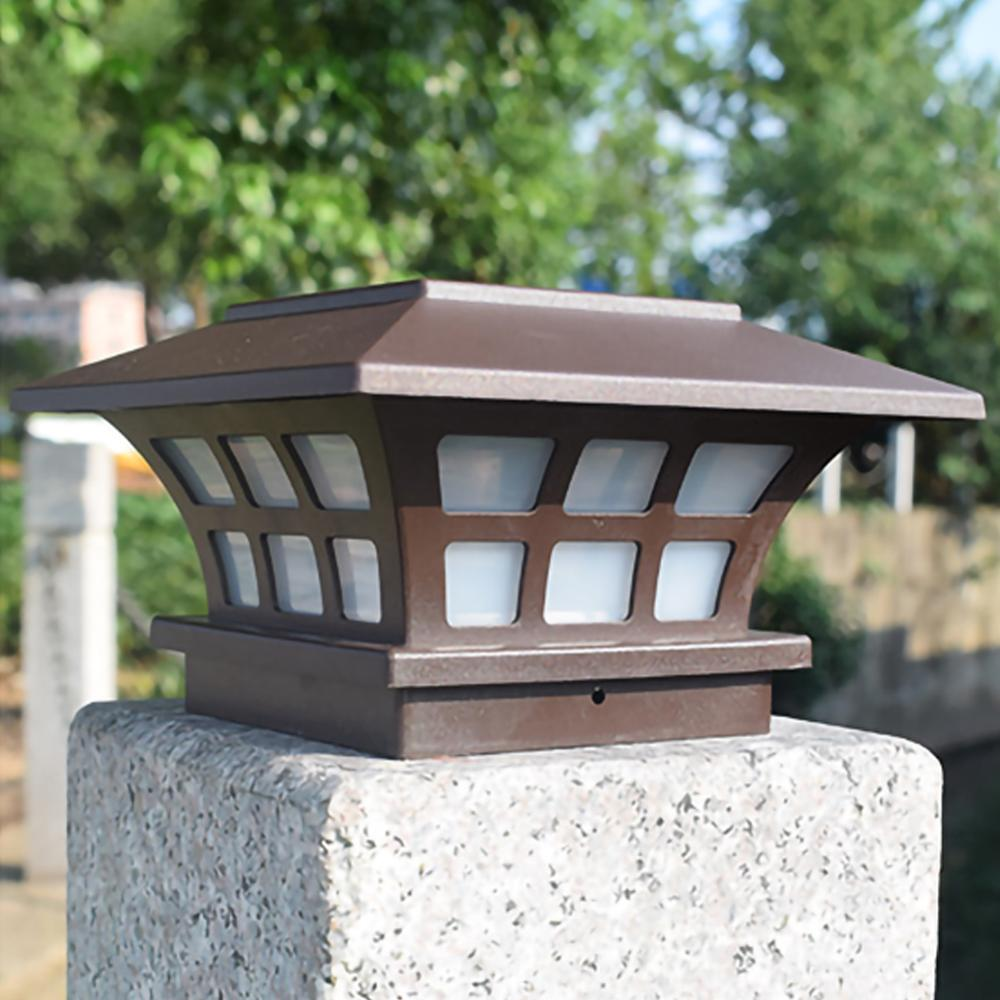 Solar Courtyard Light Solar Light Fence Light IP65 Outdoor Solar Lamp Fence Lamp For Garden Decoration ships-from: Australia|China|France|Italy|Poland|Russian Federation|Spain|United Kingdom|United States  https://flxicart.com