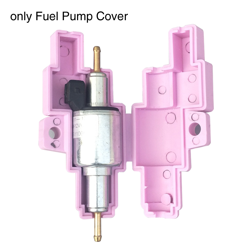 Urstory1 Car Fuel Pump Protective Cover Parking Heater Fuel Pump Holder Noise Reduction Anti Shock