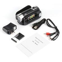 цена на Mini Portable 2.7 Inch Digital Video Camera Camcorder TFT LCD Screen Full HD 720P 16x Zoom DV Camera COMS Video Recoding