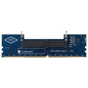 Image 1 - Profissional portátil ddr4 SO DIMM para desktop dimm memória ram conector adaptador de desktop cartão de memória usb conversor adaptador