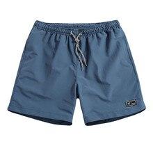 2021 новые шорты для мужчин летний размера плюс тонкого быстросохнущего пляжные брюки повседневные спортивные короткие брюки одежда Spodenki ко...