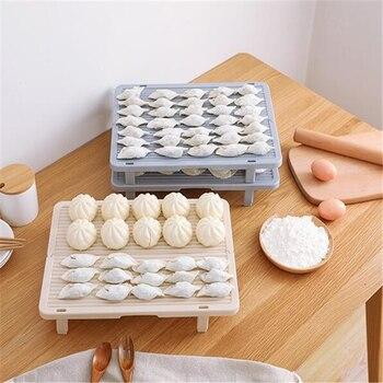 Складная Кухня пельменей занавес паста Однослойная накладка домашний пельменей салфетки занавес поставить поднос для пельменей