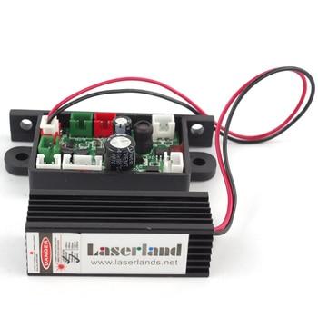 150 мВт нм красный лазерный модуль с 12 в TTL