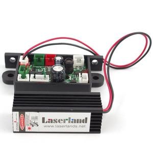 Фокусируемый 150 мВт нм красный лазерный модуль Диод с 12 в TTL