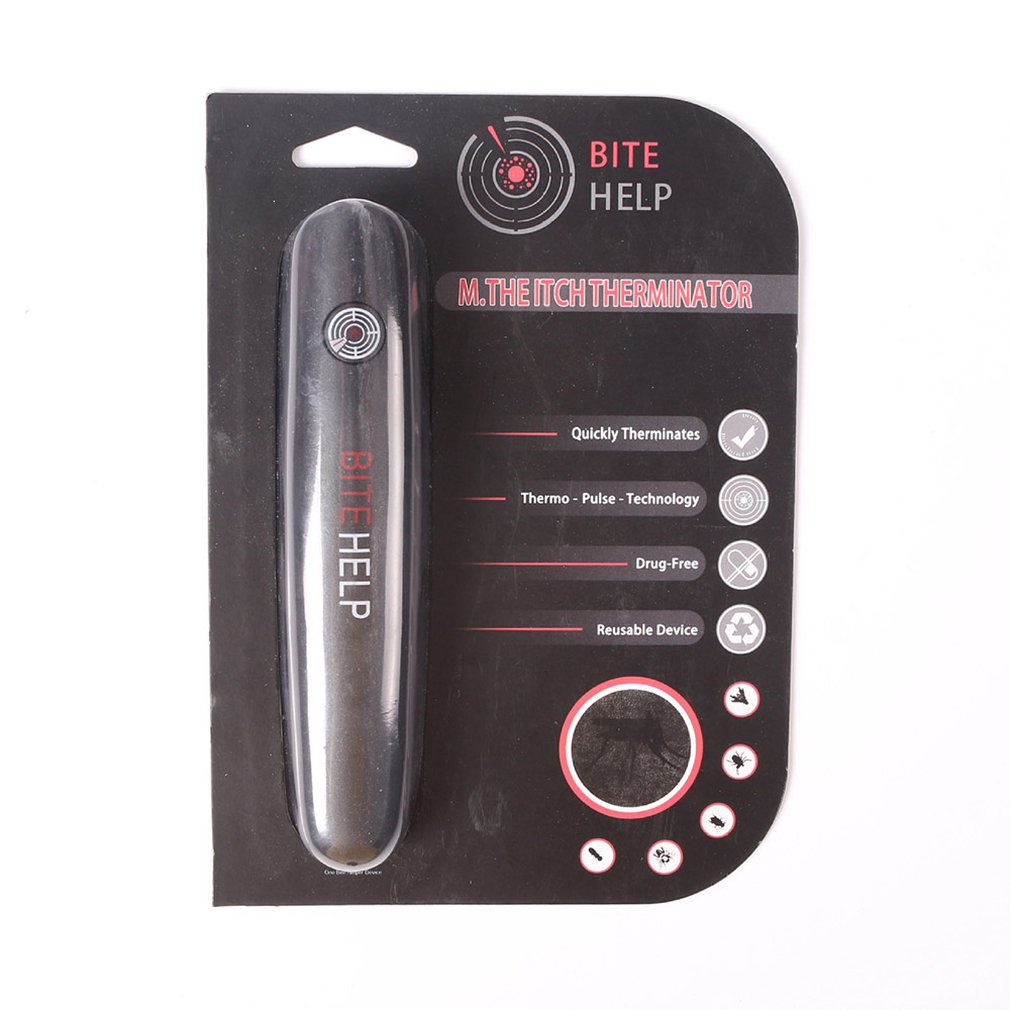 Reliever Bites Help New Bug And Child Bite Insect Pen Adult Mosquito Against Irritation Itching Neutralize Relieve Stings