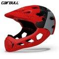 Cairbull ALLCROSS MTB Новый горный велосипед с полным лицом шлем Экстремальные виды спорта безопасный шлем велосипедный шлем bicicleta