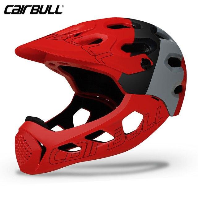 Cairbull ALLCROSS vtt nouveau montagne vélo de fond casque intégral sports extrêmes casque de sécurité casco ciclismo bicicleta