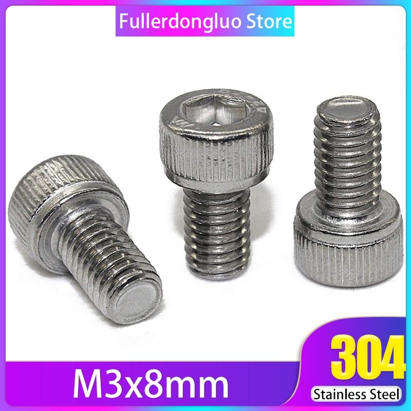 10 M5-0.80 x 45mm Flat Head Socket Caps Screws 12.9 Alloy Steel DIN 7991 5mm