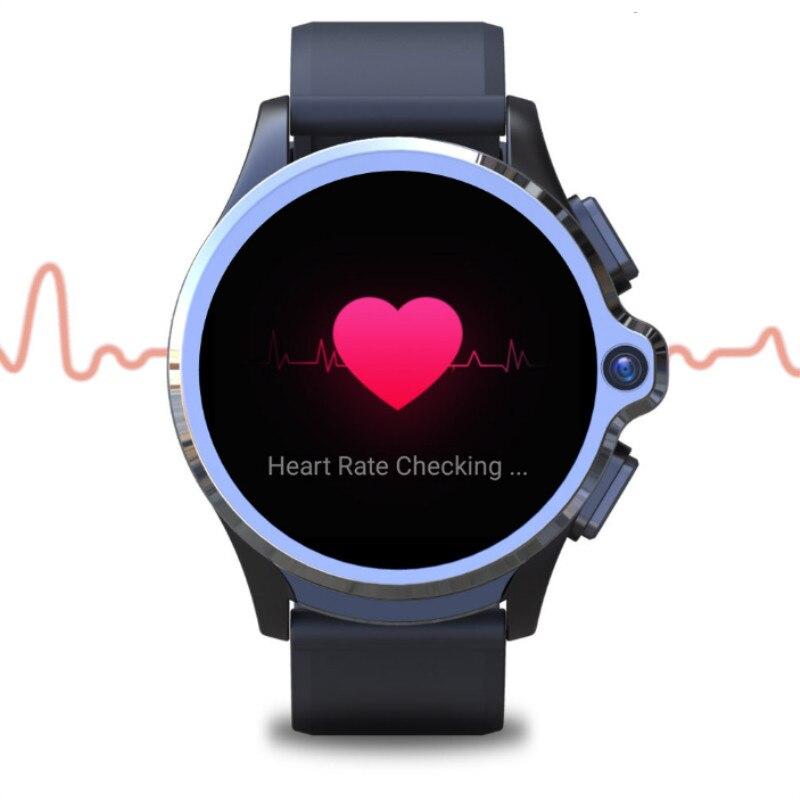 Relógio de Telefone para Homem Kospet Prime Relógio Inteligente 1.6 Polegada 1260 Mah Bateria Face id Desbloquear 3 gb 32 Câmera Dupla Gps – Glonass Android 4g