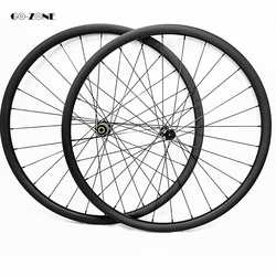 Nowe koła górskie 29er symetryczne 40x30mm AM bezdętkowe koło rowerowe novatec D411SB D412SB 100X15 142X12 mtb węgla koła