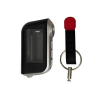 10 Teile/los A93 Keychain Fall Körper abdeckung für 10 Teile/los Auto Alarm Starline A93 A63 A96 A69 A39 A36 LCD fernbedienung Keychain