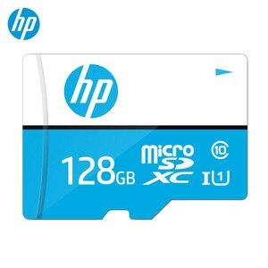 Карта памяти HP tarjeta Micro SD, 128 ГБ, TF-карта, 64 ГБ, 32 ГБ, 16 ГБ, карта памяти MicroSD для телефонов galaxy, HUAWEI, xiaomi