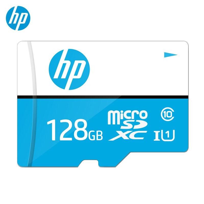 HP Tarjeta Micro SD Card Memory Card 128GB TF Flash Card 64GB 32GB 16GB Cartao De Memoria MicroSD For Galaxy HUAWEI Xiaomi Phone