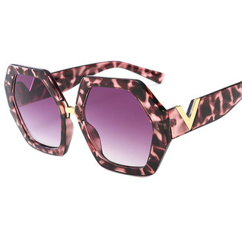 2021 Luxury Square Sunglasses Ladies Fashion Glasses Classic Brand Designer Retro Sun Glasses Women Sexy Eyewear Unisex Shades - Photochromic