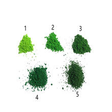 30 г/пакет модель зеленый порошок травы Миниатюрный архитектурные