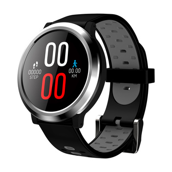 Smart wristband Q68 color screen UI with measuring pressure pulse meter watch support pedometer sleep monitor sport braceletband