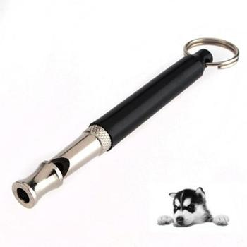Pet Dog Whistle Flute Dog Pet Training Whistle Flute Dog Pet Bark Stop no bark Whistle Flute image