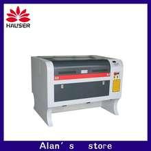 Gratis verzending 50 w 4060 co2 laser graveermachine 220 v/100 v laser cutter machine laser CNC, hoge configuratie laser graveur