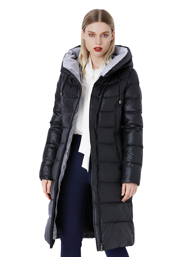 Coat Jacket Winter Hooded Bio-Fluff MIEGOFCE Female Warm Women's Hight-Quality Hot New